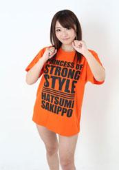 初美沙希 さきっぽTシャツ Mサイズ