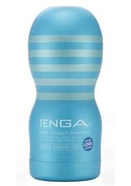 TENGA DEEP THROAT CUP SPECIAL COOL EDITION テンガ ディープスロート・カップ スペシャルクールエディション 非貫通型 オナホール 男性向け