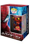 『アメイジング・スパイダーマン ブルーレイ&DVDセット』POP!メタリック スパイダーマンフィギュア付(ファンコ社製) Blu-ray
