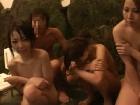 実家の温泉でバスタオル一枚!!同窓会王様ゲーム3_6