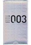 オカモト ゼロゼロスリー 0.03 12個入り【AG】