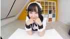 【VR専用】神坂ひなの かわいいメイドと中出しエッチ!ボクのことを好き過ぎるご奉仕メイドとのなんともうらやましい日常。_1